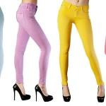 Dicas para Acertar no Jeans Colorido