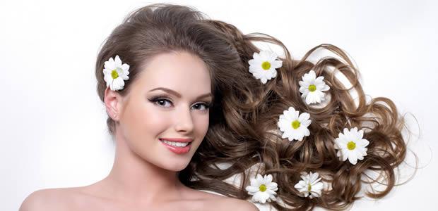 Mulheres SÃo Como Flores: Como Usar Flores Nos Cabelos