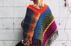 Poncho - Uma Peça Curinga no Frio